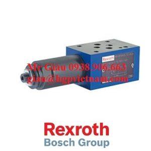 Van điều khiển lưu lượng Bosch Rexroth