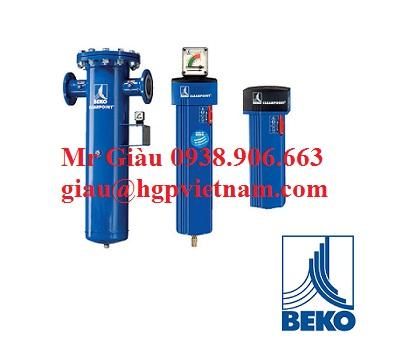 Bộ lọc áp suất cao Bekomat