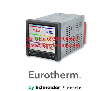 Đại lý phân phối Eurotherm