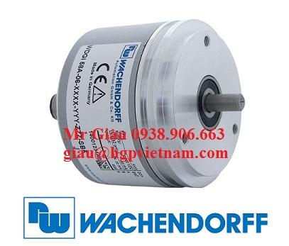 Bộ mã hóa vòng quay Wachendorff