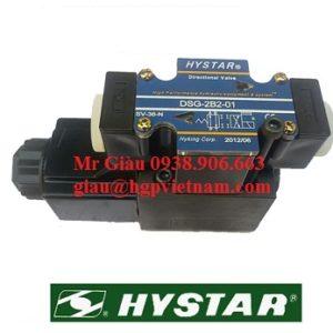 Van solenoid Hystar