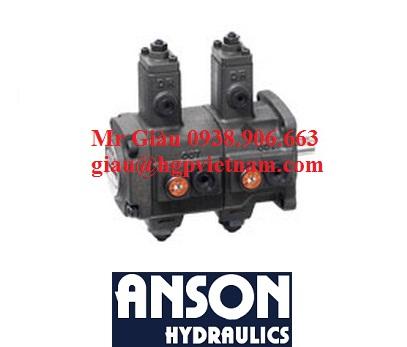Đại lý phân phối Anson pump