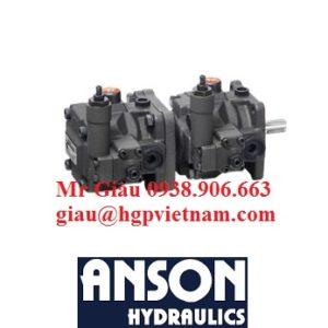 Bơm Anson Hydralics vietnam