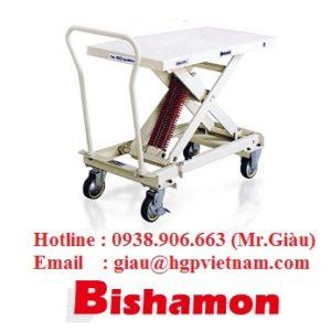Đại lý xe nâng Bishamon