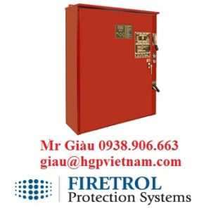 Bộ sạc Firetrol vietnam