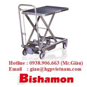 Xe bàn nâng Bishamon
