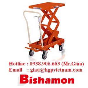 Xe nâng Bishamon vietnam