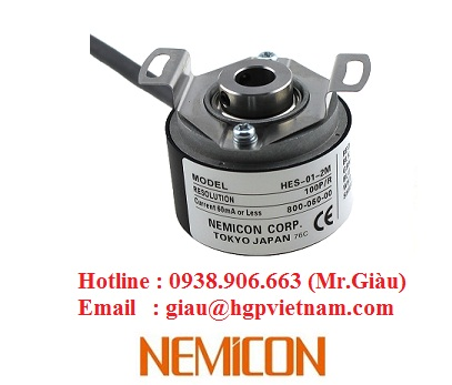 Encoder Nemicon vietnam