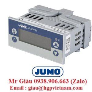 Bộ điều khiển nhiệt độ Jumo