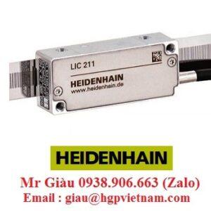 Bộ mã hóa tuyến tính Heidenhain