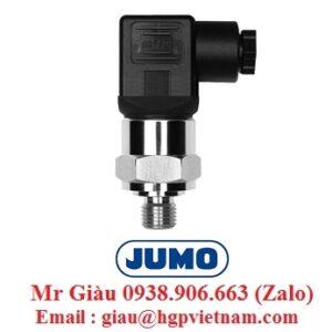 Cảm biến áp suất Jumo