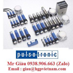 Cảm biến siêu âm Pulsotronic