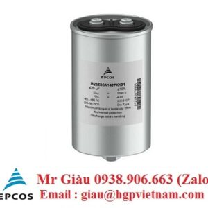 Epcos capacitor