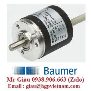 Bộ mã hóa vòng quay Baumer