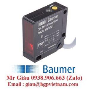Cảm biến quang Baumer