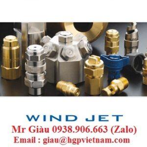 Spray nozzle Windjet viet nam