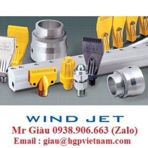 WindJet air nozzles viet nam