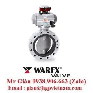 Đại lý Valve Warex Việt Nam