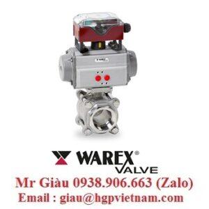 Warex valve Việt Nam